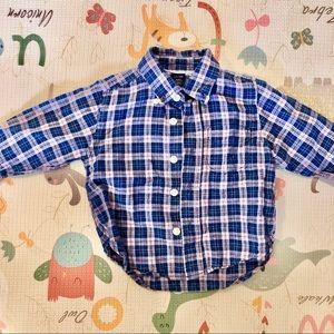 Baby Gap Size 12-18 months button up dress shirt
